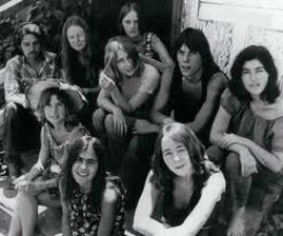 Some of Charley's followers...members of The Manson Family