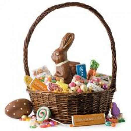 All this candy and chocolate will hurt your animal