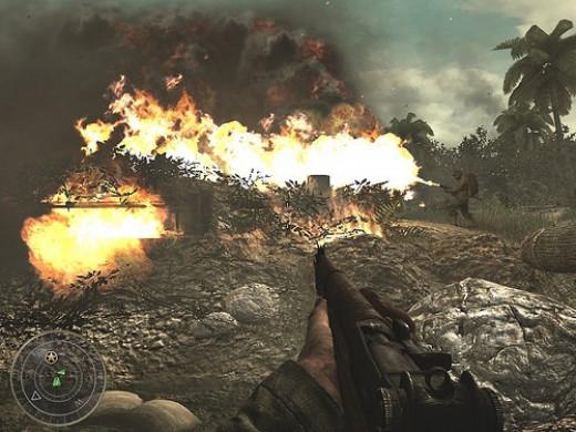 world war 2 games