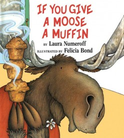 if you give a moose a muffin preschool activities