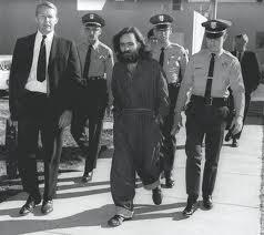 Manson under arrest