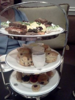 Afternoon Tea at The Pierre Hotel