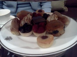 Yummy assorted pastries!