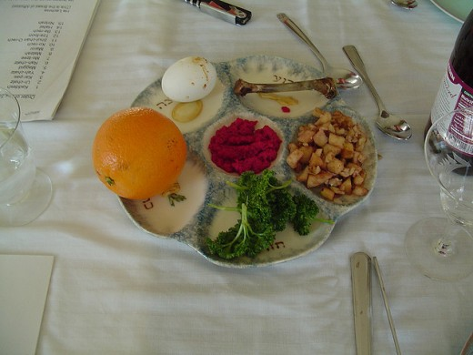 Some Jewish feminists in the 1980s added an orange to the Seder plate as a symbol of the fruitfulness of all Jews, including women and gay people. Oranges are also packed with healthy antioxidants.