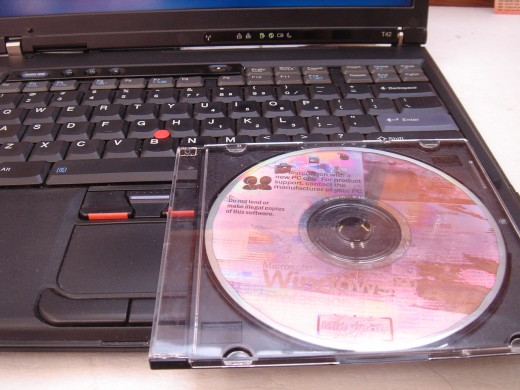 Genuine XP SP2 Installation Disk