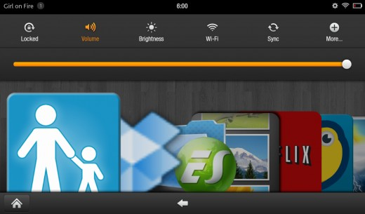 Amazon Kindle Fire owners have the option of sideloading apps onto their device.