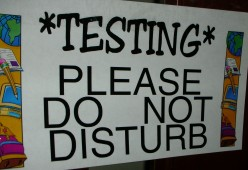 High Stakes Testing: Reducing Test Anxiety For Learning Disabled Students