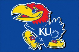 Never count out the Jayhawks.