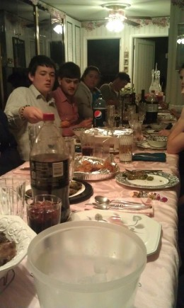 passover diner