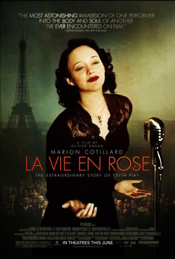 Marion Cotillard won the Best Actress Academy Award in 2008 for her portrayal of Édith Piaf in this biographical account of her life.