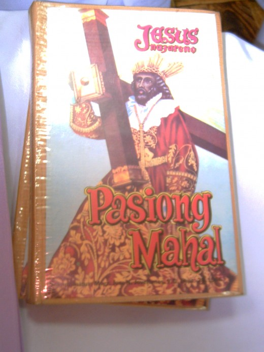 Passion of Christ - in Filipino version (Photo by Travel Man)