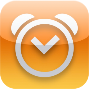 The App icon for the Sleep Cycle Alarm Clock. I do not own and have not personally made this image. All credit for this image should be given to JESSE FOGARTY via. http://www.jessefogarty.com/app-reviews/sleep-cycle-review/