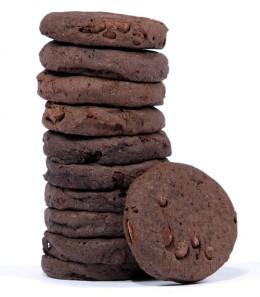Yuletide's choco delight cookies