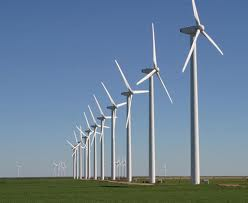 Sentries of wind turbines