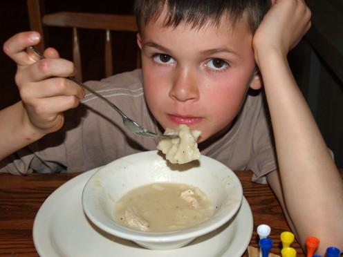 How to Eat a Dumpling