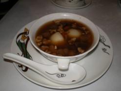 Hungarian Food - Mecsek Highwaymen's Dumpling Soup (Mecseki Betyárgombócleves)
