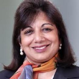 Kiran Mazumdar Shaw, the popular CMD  of Biocon