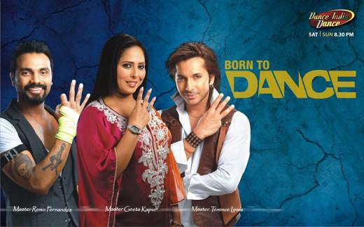 Dance India Dance Masters (Choreographers)