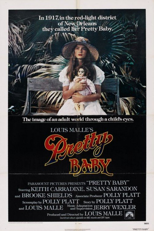 Pretty Baby Poster