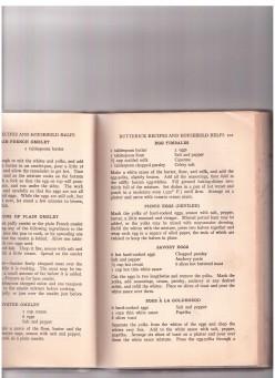 Eggs recipe - page 1