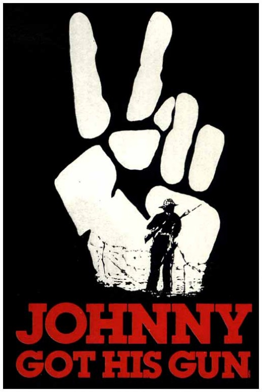 Poster for the Film Adaptation of Johnny Got His Gun