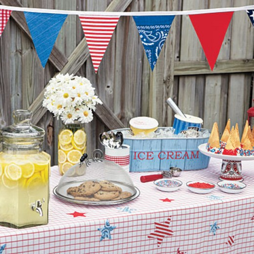 great ideas for fourth of july parties