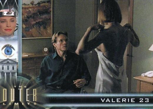 Valarie 23 Following Its Programming