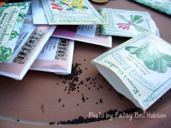 How To Save Leftover Seed