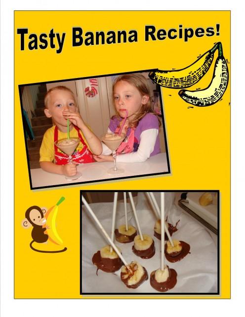 Yummy banana recipes!