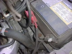 Easy Car Battery Instulation