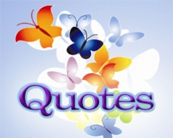 Largest Collection of Inspirational Quotes on HubPages