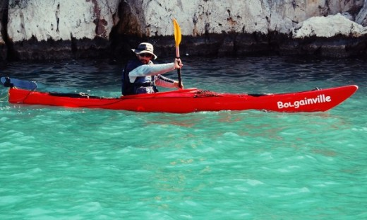 Sea Kayaking in Kekova