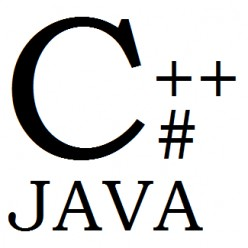 Fibonacci series in C, Java & C#