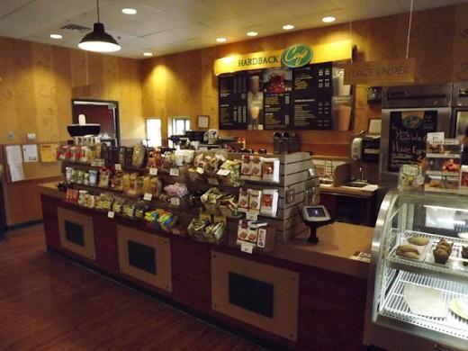 Hardback Coffee Cafe in Walla Walla, Washington