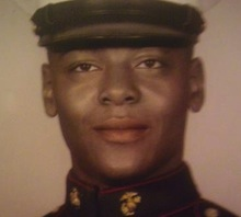 Marine-Kenneth Chamberlain Sr.