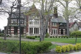 Charles Fisher Mansion, Boston-Edison Historic District, Detroit