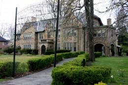 Briggs Mansion, Boston-Edison Historic District, Detroit