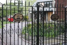 Charles Fisher (Fisher Body) Mansion, Boston- Edison Historic District