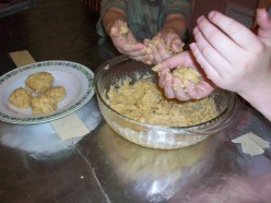 Bonding With Children Through Kitchen Activities