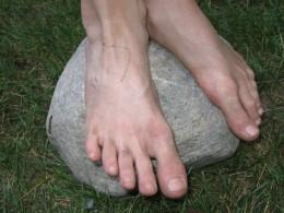 Wide feet?