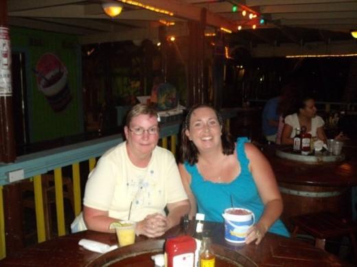 Iggie's Beach Bar and Restaurant for dinner.