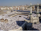 The Hajj, al-Haram Mosque, yet another destination of Maryam Kabeer Faye on her Journey Through Ten Thousand Veils
