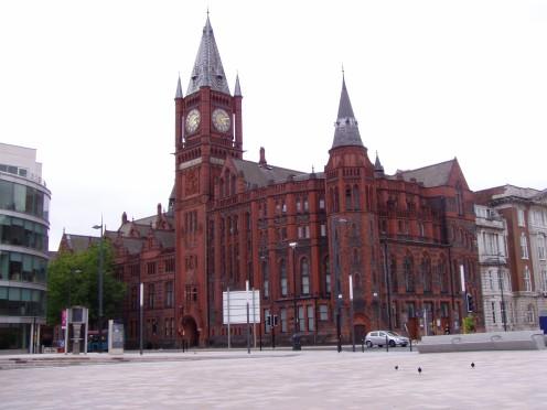 Victoria Building, Liverpool University