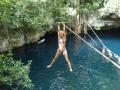 Cancun, Mexico ~ Meeting La Gringa Loca of the Jungle!