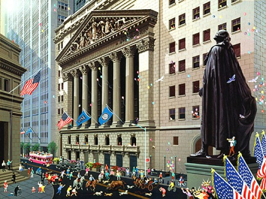 Wall Street: Trading in Carbon Credit of Carbon Dioxide, along with other Greenhouse gases such as chlorofluorocarbons (CFCs) and halons gasses is indeed becoming Word's Biggest Commodity Market with Futures and Options worthy trillions of dollar.