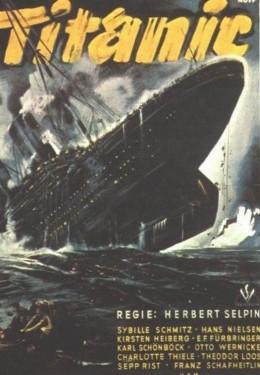 Titanic 1943 poster
