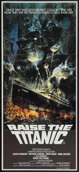 Raise the Titanic (1980) art by John Berkey