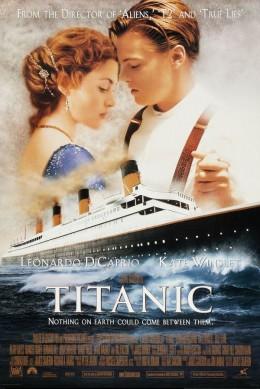 Titanic (1997) poster