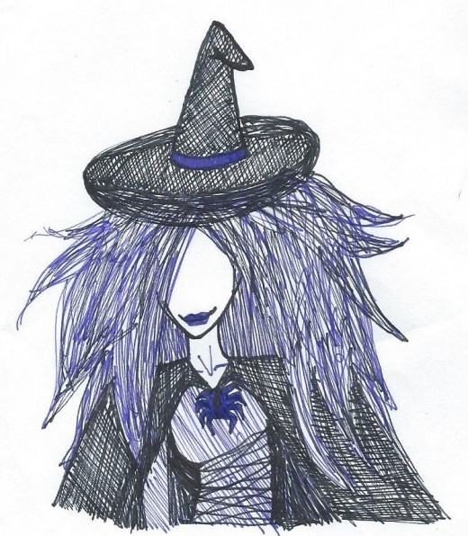 A story from the point of view of a Salem Witch would be AWESOME  3