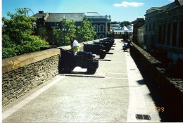 Top of the Derry Wall